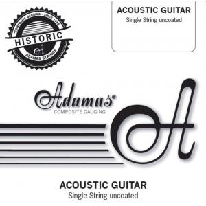 Adamas (665011) stalowa struna pojedyncza - .011/0,28mm