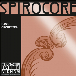 Thomastik (644235) Spirocore S38w Soft Orchestra A 3/4 - 3885,4 - struna do kontrabasu