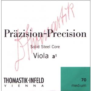 Thomastik (637811) Prazision struna do altówki - stal pełny rdzeń - G twarda - 73st