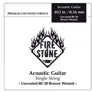 Fire&Stone (666846) struna pojedyncza 80/20 Bronze - .046in./1,17mm