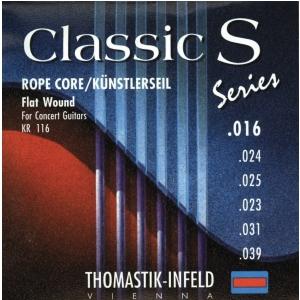 Thomastik (656687) Classic S Series Rope Core struny do gitary klasycznej - KR116
