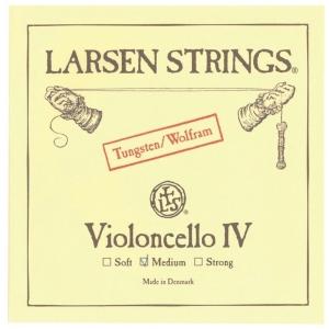 Larsen (639452) struny do wiolonczeli - Set - Strong 4/4