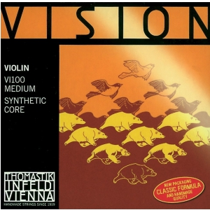 Thomastik (634104) Vision VI01 struna skrzypcowa E 4/4