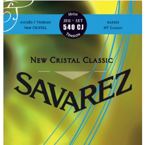 Savarez (656157) 540CJ Corum New Cristal struny do gitary klasycznej