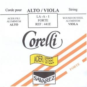 Savarez (634602) Corelli struna do altówki Corelli A - Forte (441) stalowo/aluminiowa