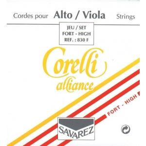 Savarez (634591) Corelli struny do altówki Alliance Forte 830F