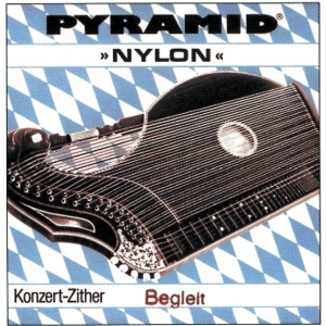 Pyramid (663313) struny do cytry Nylon. Cytra koncertowa -  (...)