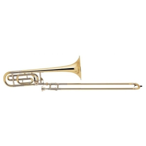Bach (706800) Puzon tenorowy w stroju Bb/F 36B Stradivarius