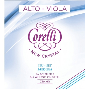 Savarez (634569) Corelli struny do altówki Crystal Medium 730MB