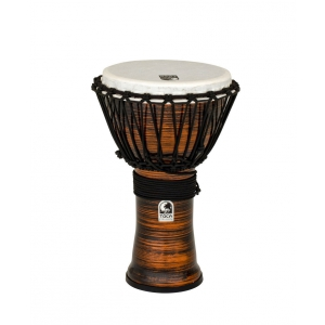 Toca (TO809210) Djembe Freestyle II Rope Tuned Spun Copper