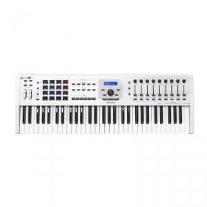 Arturia Keylab MKII 61 WH klawiatura sterująca, kolor biały