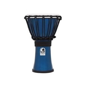 Toca (TO803301) Djembe Freestyle Colorsound Metallic Blue