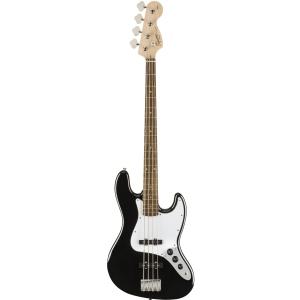 Fender Squier Affinity Jazz Bass  Laurel Fingerboard Black  gitara basowa
