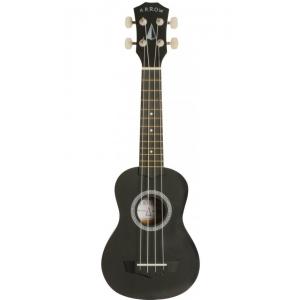 Arrow PB10 BK ukulele sopranowe z pokrowcem
