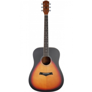 Arrow Bronze SB Sunburst gitara akustyczna