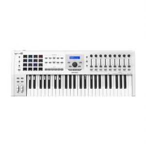 Arturia Keylab MKII 49 WH klawiatura sterująca, kolor biały