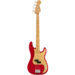 Fender Vintera 50s Precision Bass MN Dakota Red gitara basowa