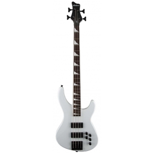 Jackson Pro Series Signature Chris Beattie Concert Bass, Ebony Fingerboard, White gitara basowa