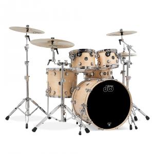 Drum Workshop Zestaw bębnów Performance Lakierowany Natural Lacquer