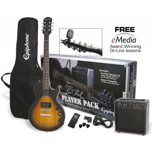 Epiphone Special II VS Player Pack gitara elektryczna zestaw