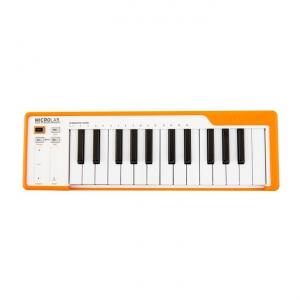 Arturia Microlab Orange klawiatura sterująca, kolor pomarańczowy