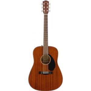 Fender CD-60S Dreadnought All-Mahogany gitara akustyczna