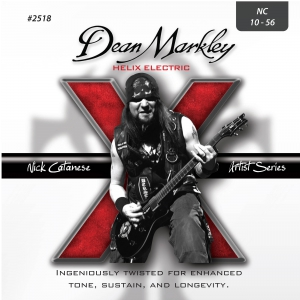 Dean Markley 2518 Helix HD Nick Cantanese struny do gitary  (...)