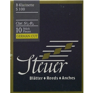 Steuer Stroik Klarnet w stroju Bb Blue Line S100 3