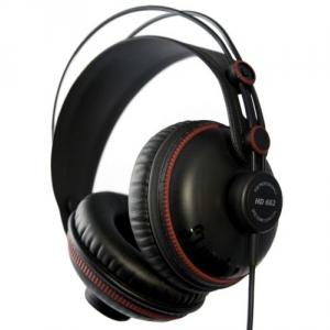 Superlux HD 662 Evo słuchawki studyjne zamknięte, kolor  (...)