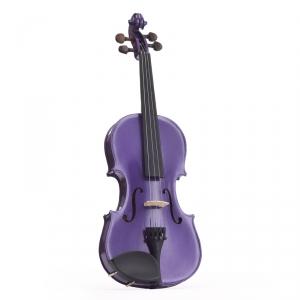 Stentor 1401DPA skrzypce 4/4 Harlequin, zestaw, lilowy