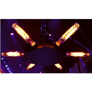 Showtec Edison Star E6 - dimmer DMX 6-kanałowy do żarówek  (...)