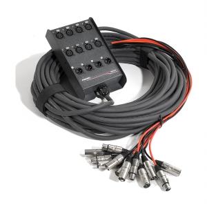 Proel EBN804 Stagebox z serii EBN 12 kanałów 25m