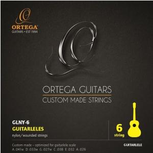 Ortega GLNY-6 struny do Guitarlele