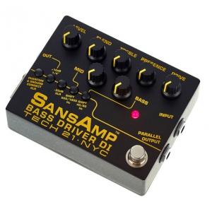 Tech 21 SansAmp  Driver DI V2 przedwzmacniacz do gitary  (...)