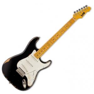 LTD ST-203 MN Distressed BK gitara elektryczna