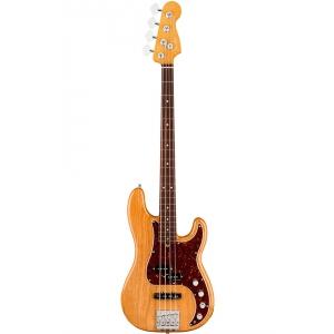 Fender American Ultra Precision Bass Rosewood Fingerboard Aged Natural  gitara basowa
