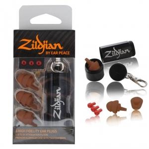 Zildjian HD Earplugs Dark zatyczki do uszu (para)