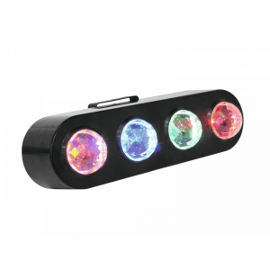 Eurolite LED CPE-4 Flower effect -  efekt świetlny LED