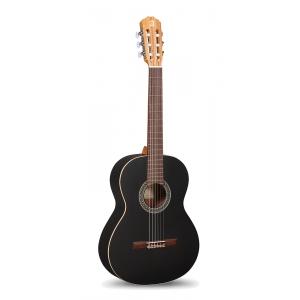Alhambra 1C black satin gitara klasyczna/top cedr