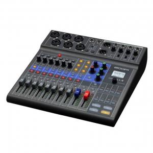ZooM LiveTrack L-8, interfejs audio, mixer, rejestrator