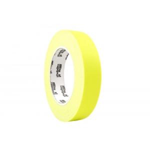 Gafer PG12FYE taśma fluorescencyjna 12mm x 25m, zółta