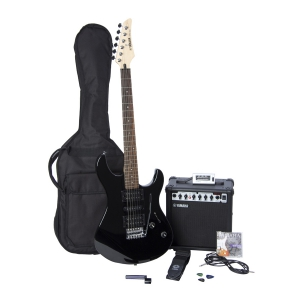 Yamaha ERG-121GP BL gitara elektryczna + wzmacniacz