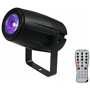 Eurolite LED Pinspot PST-5 QCL Spot bk - czarny -  (...)