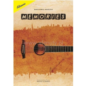 AN Marusik Bartłomiej Memories książka