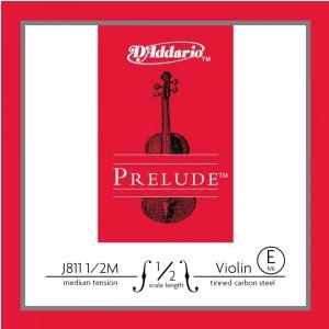 DAddario Prelude J-811 struna skrzypcowa E 1/2