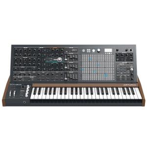 Arturia MatrixBrute + Flight Case zestaw syntezator analogowy monofoniczny + skrzynia transportowa