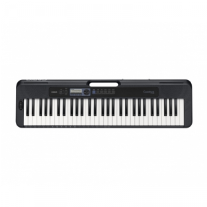 CASIO CT S 300 BK keyboard, kolor czarny