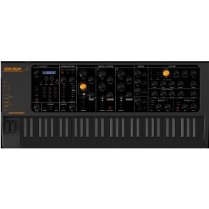 Studiologic Sledge BLACK EDITION syntezator