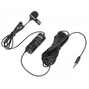 BOYA BY-M1 Pro Uniwersalny mikrofon krawatowy typu Lavalier