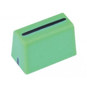DJ TECHTOOLS Chroma Caps Fader (zielony)